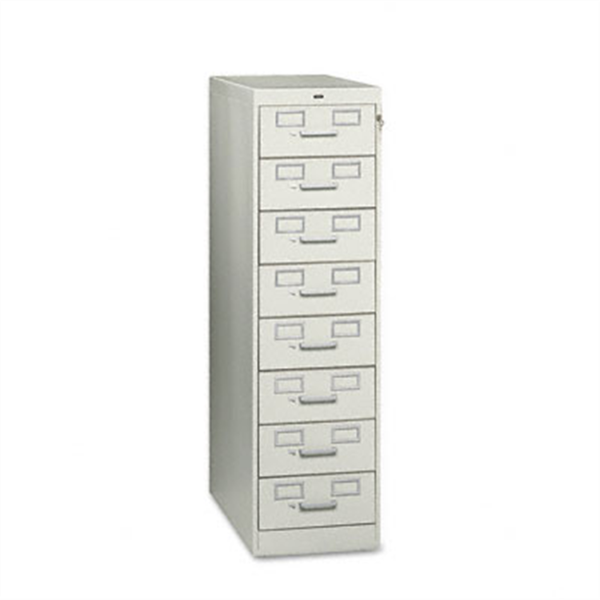 Picture of 4x6 Tennsco Card Cabinet 8-D #CF846