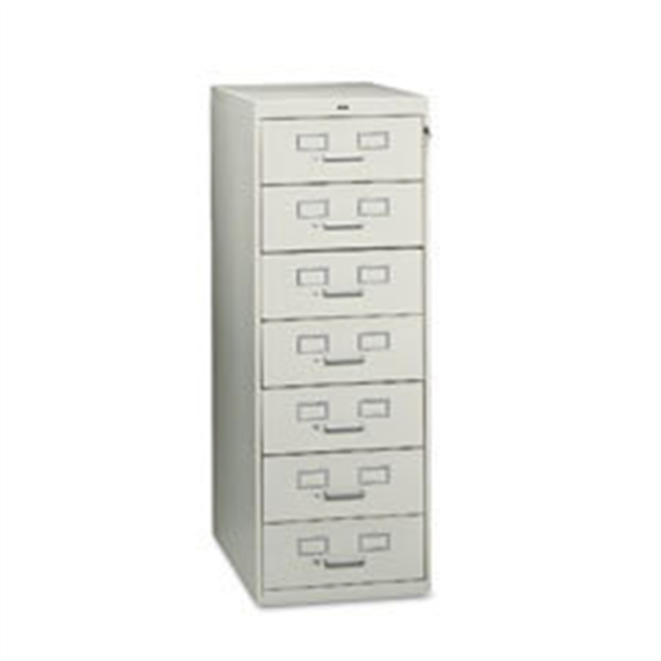 Picture of 5x8 Tennsco Card Cabinet 7-D #CF758