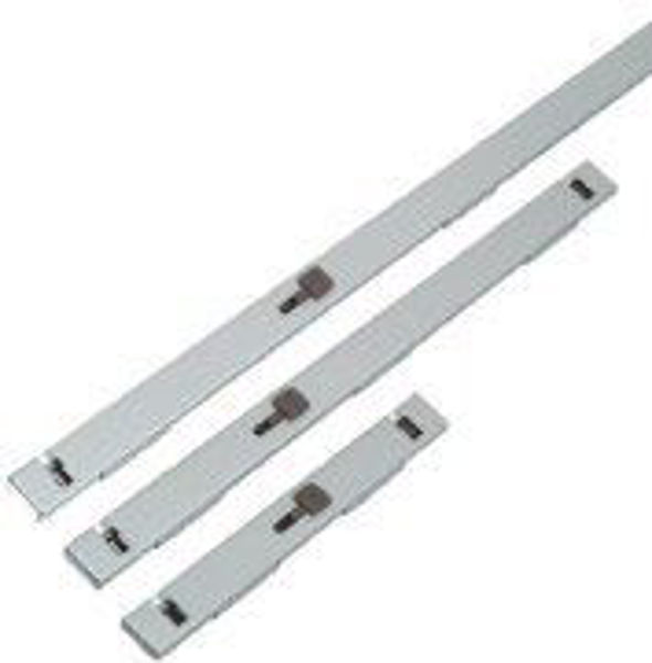 Picture of Security Locking Bar for 2-Drawer Filing Cabinet