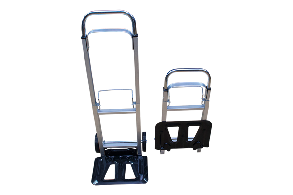 Image Hand Trolley (100 lbs) - Chrome #G11663