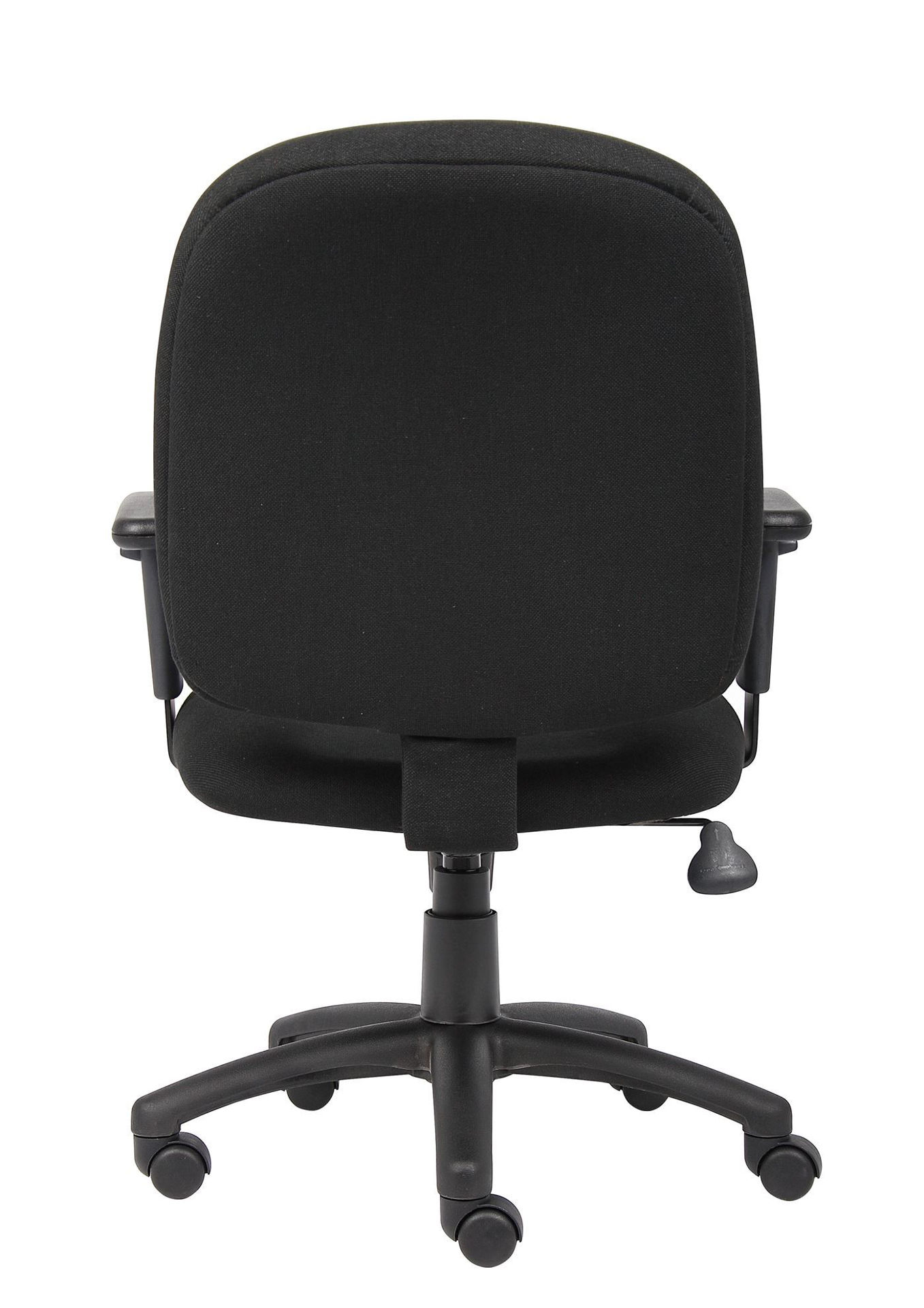 Boss Ergonomic Task Chair w/Arms - Bk