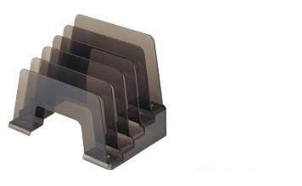 Usign 5-Part Stepped Desk File Holder #US-20078