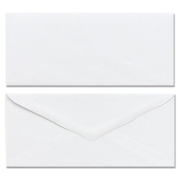 Marander #8 White Plain Envelopes 90 grm