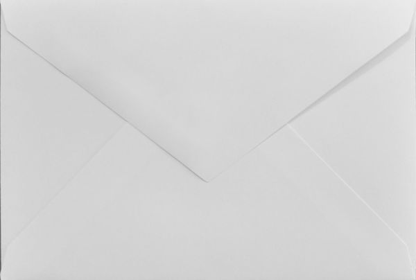 Marander 4-1/16 x 6 White Envelope