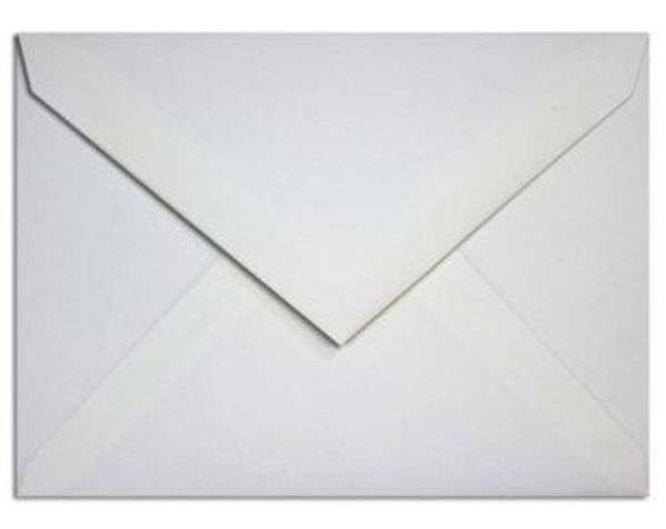 Marander 5-1/2 x 7-1/2 White Envelope