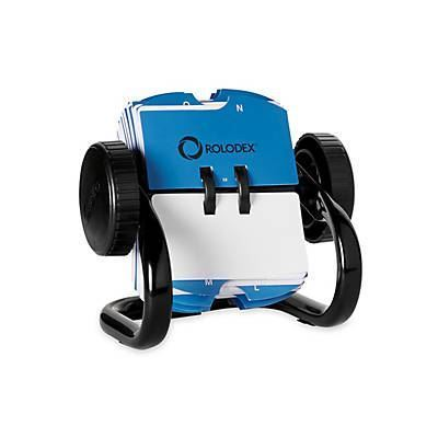 Rolodex Mini Open Rotary File 1-3/4x3-1/4 250s (66700)