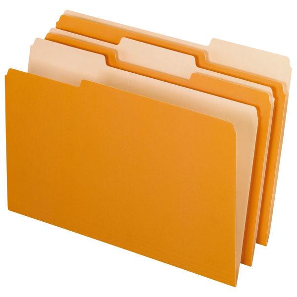 Pendaflex F/S File Folder - Orange #15313