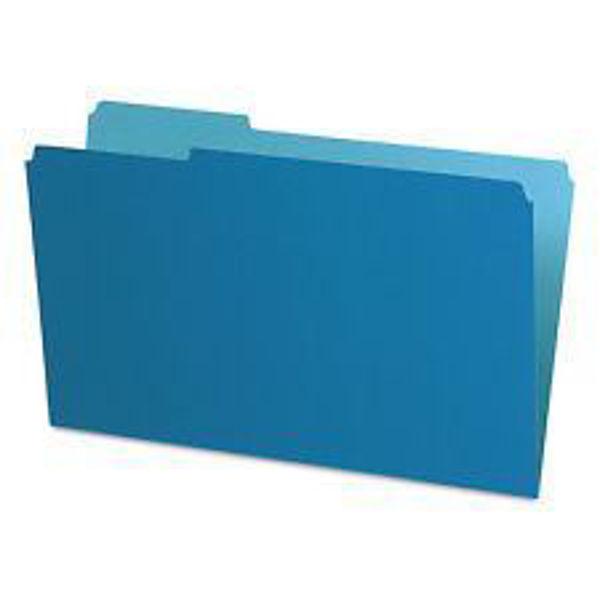 Pendaflex F/S File Folder - Blue #15313