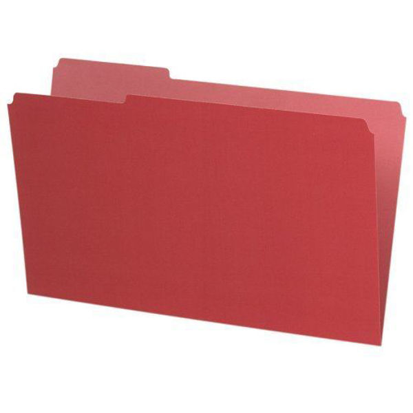 Pendaflex F/S File Folder - Red #15313