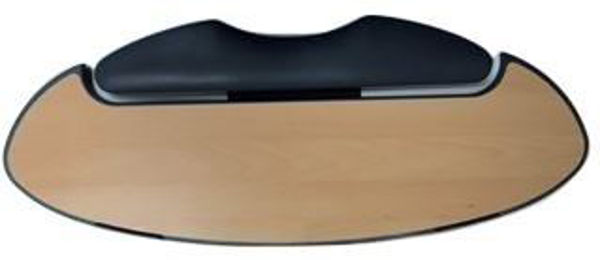 Fursys Keyboard Tray w/2 Mouse Surface