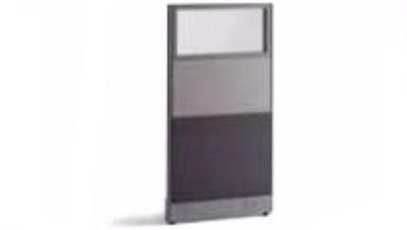 800x1560 Multiplan Panel 1/4 Glass 001B