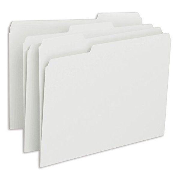 Dynamic File Folder - L/S (White)