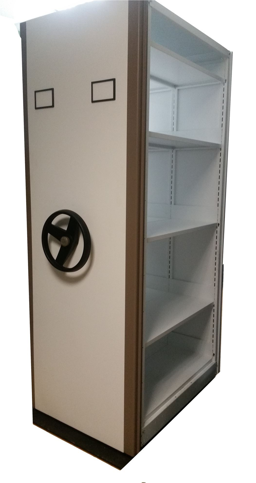Webber 1-Bay Double Movable Cabinet