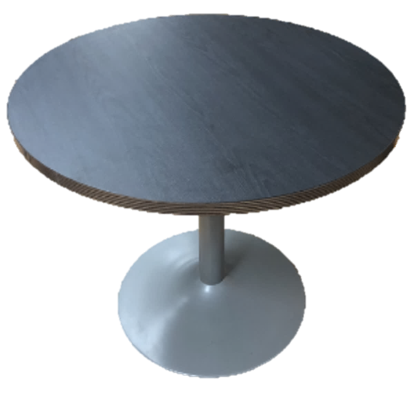 900 Dia. Round Conference Table SWM