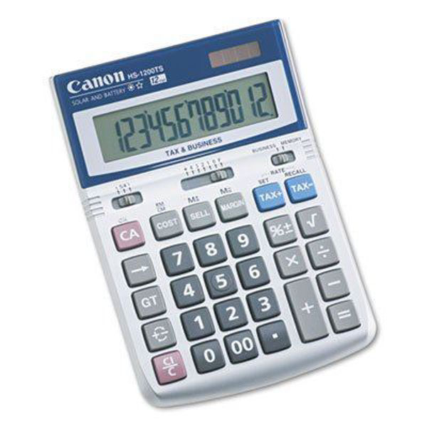 Canon HS-1200TS 12-Digits Calculator