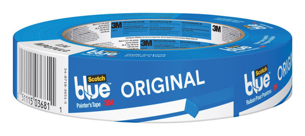 "3M 1"" x60 Painter's Tape 24x55 Blue #2090-24A"