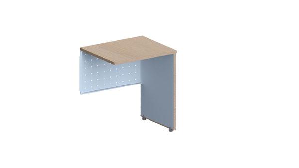 Supertech Side Desk 800x500x745