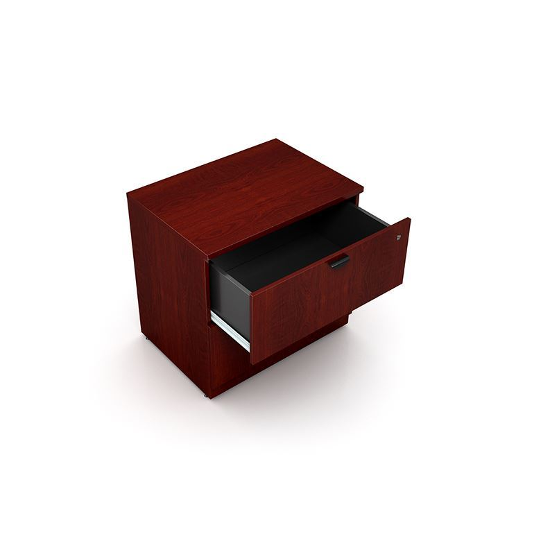 Hitop (36x22x29.5) 2-Drawer Lateral w/Top