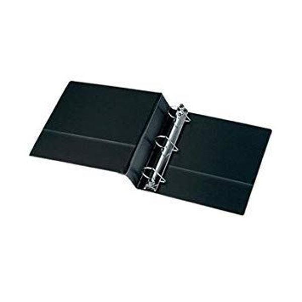"1-1/2"" D-Ring Binder Black #16650"