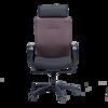 Zesti High Back  Exec. Chair w/ Headrest -Brown