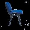 Image BIFA Side Chair w/o Arms - Blue