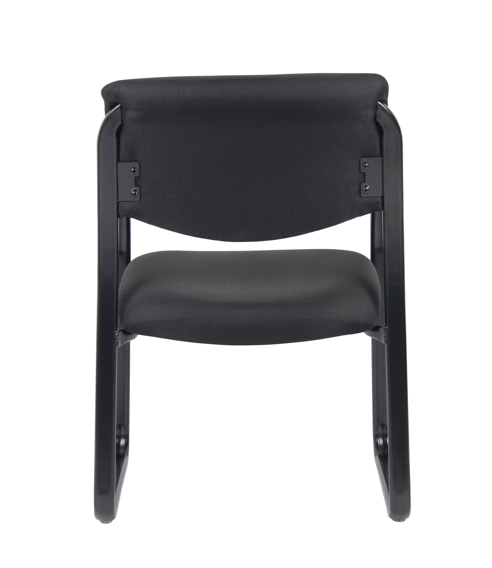 Boss Side Chair Black