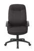 Boss High Back Exec. Chair Black