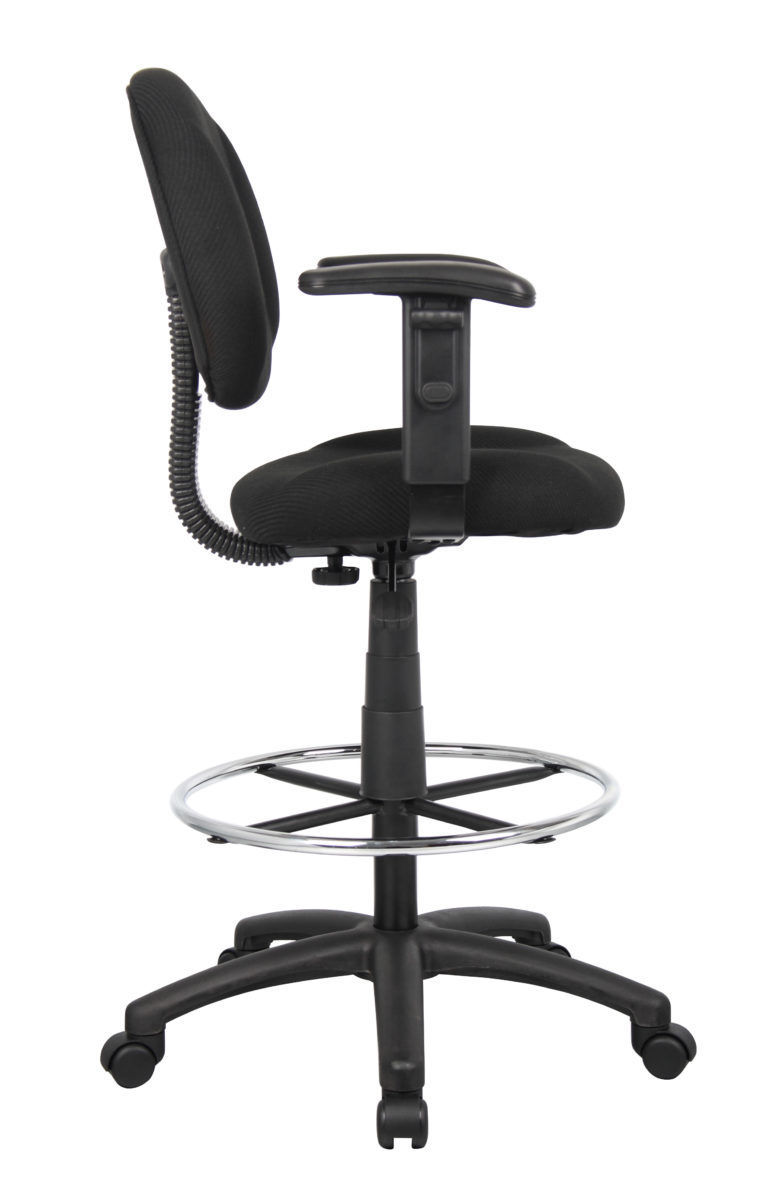 Boss Cashier Chair w/Arms
