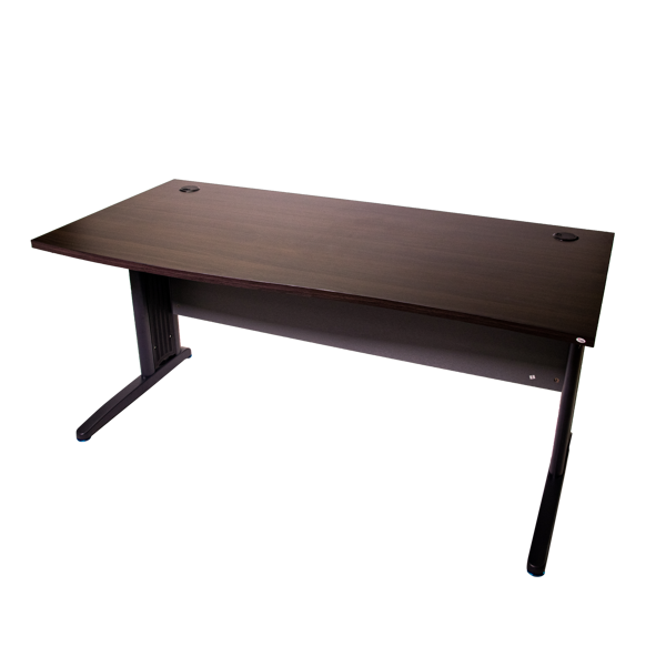 Picture of ST-D016BW Torch 1600x700 Standard Desk - Black Walnut