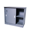Picture of ST-C1082BW Torch 800 2-S Side cabinet w/Sliding Doors - BW