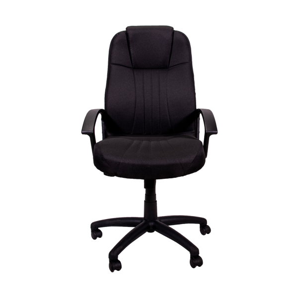 Picture of B7-741BK Boss High Back Exec. Chair w/Head Rest Black