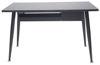 Picture of HX-034 Ulink 1200 x 600 Computer Desk w/Keyboard Tray - Black