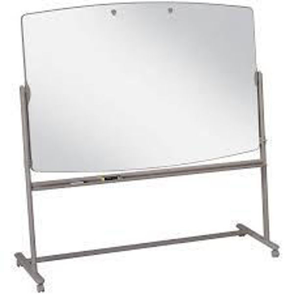 Picture of 05-060A Quartet Mobile Reversible 48x72 Whiteboard #3640TE
