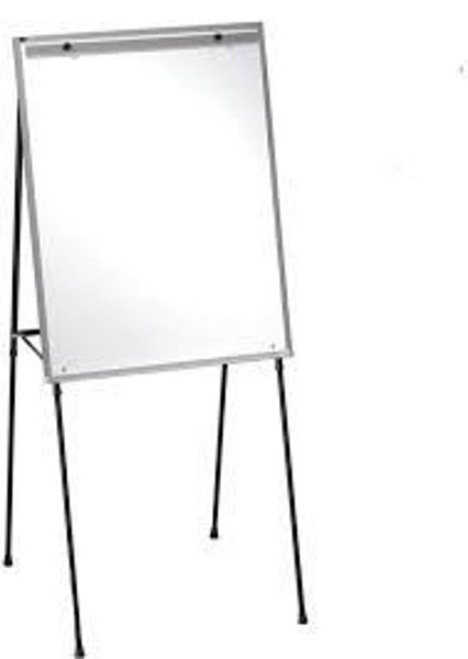 Picture of 05-061 Quartet Easel w/29x37 Whiteboard #81E