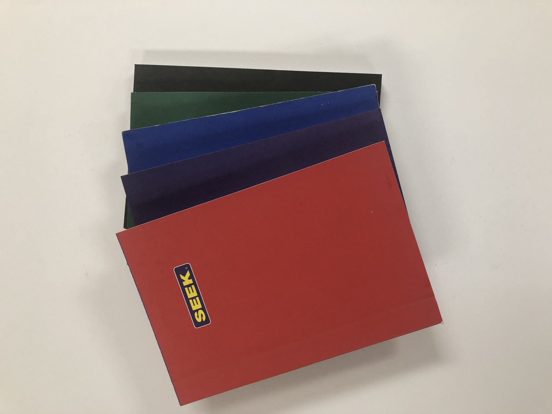 Seek 6x4 Hard Cover Note Book