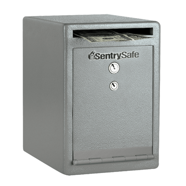 Picture of 09-027 Sentry 12 x 8 x 10.3 Small Depository Safe #UC039K