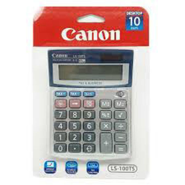 Picture of 09-081 Canon LS-100TS 10-Digits Calculator