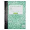 07-047A Seek 100 Sheet Composition Book (non-taxable)