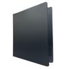 """1"""" O-Ring Binder Black #90310"""