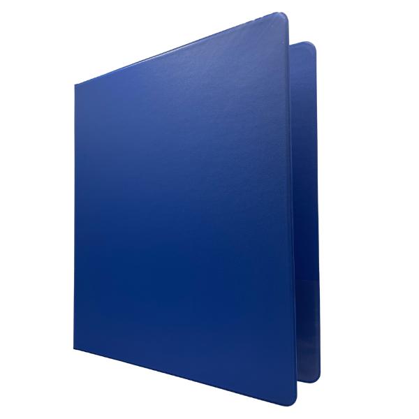 """1"""" O-Ring Binder Blue #90312"""