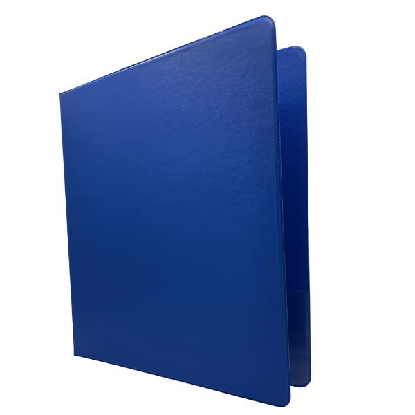 "2"" VU O-Ring Binder Blue"