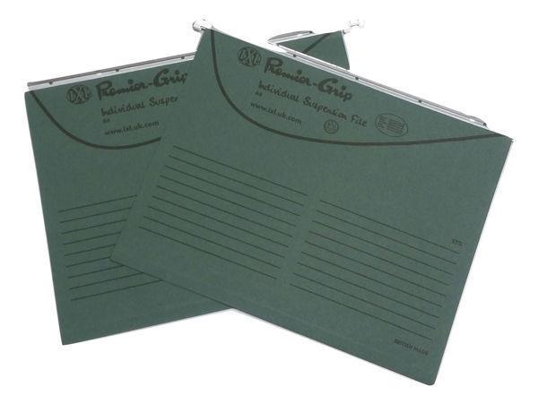 39-027 P/Grip F/S Budget File Pockets (50) #868200140-65